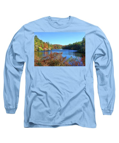 A North Carolina Autumn Long Sleeve T-Shirt