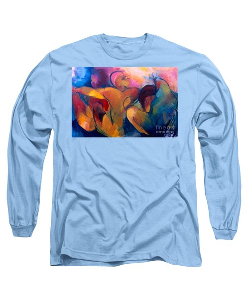 A Passion To Be Raised Long Sleeve T-Shirt