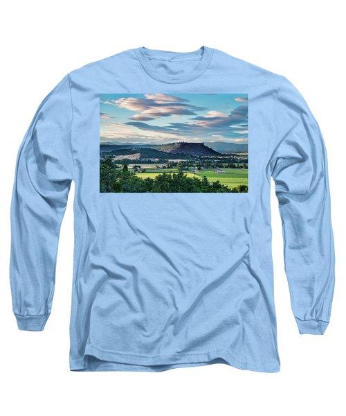 A Peaceful Land Long Sleeve T-Shirt