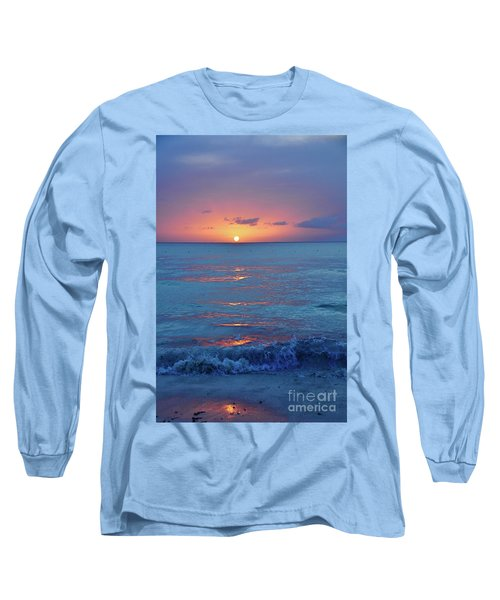 A Perfect Finish Long Sleeve T-Shirt by Valerie Rosen