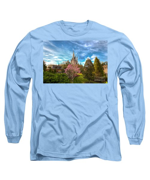 A Quiet Countryside Long Sleeve T-Shirt