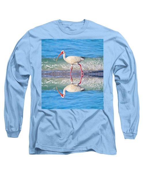 A Reflective Walk Long Sleeve T-Shirt