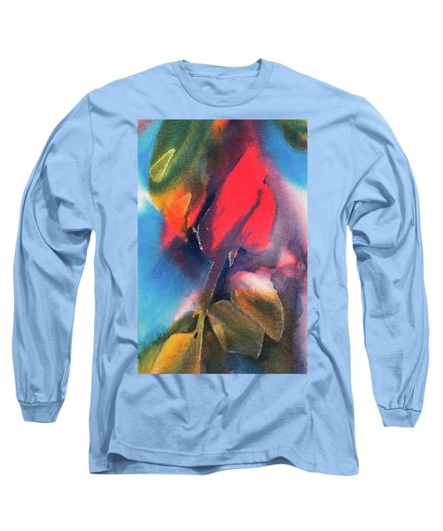 A Rose By Any Other Name Long Sleeve T-Shirt by Lee Beuther