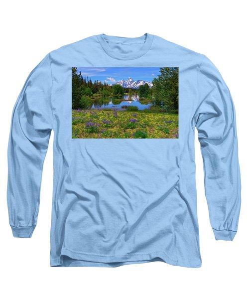 A Slice Of Heaven Long Sleeve T-Shirt