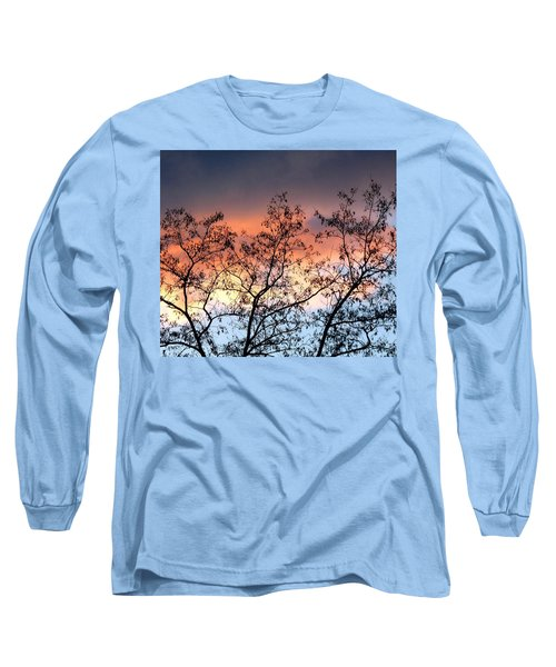 Long Sleeve T-Shirt featuring the photograph A Splendid Silhouette by Will Borden