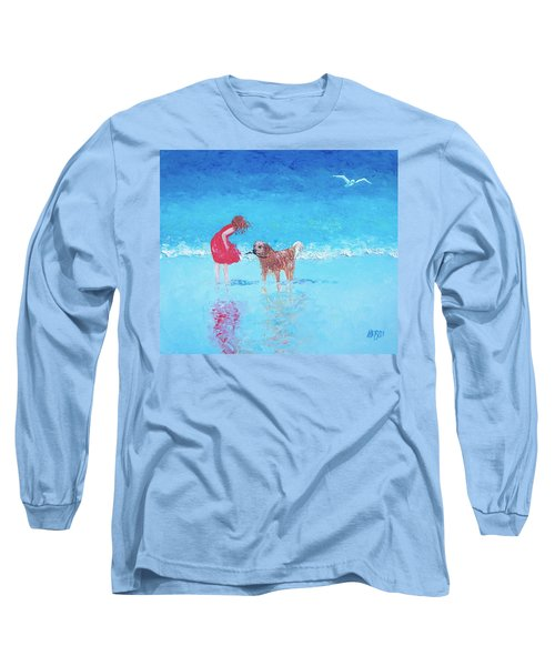A Summer Breeze Long Sleeve T-Shirt