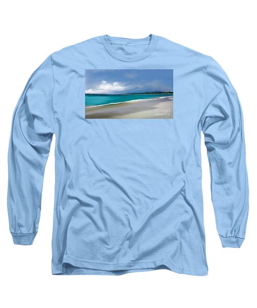 A Summer Day Long Sleeve T-Shirt by Anthony Fishburne