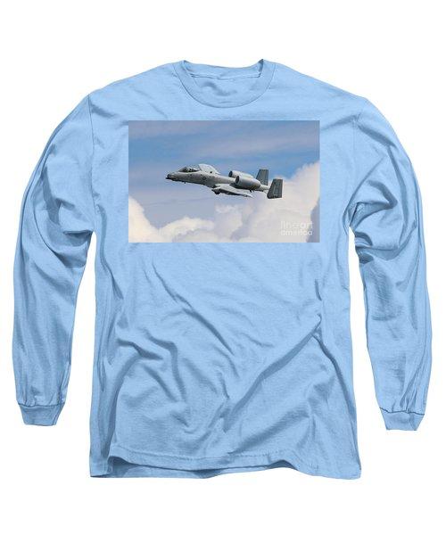 A10 Wart Hawg  Long Sleeve T-Shirt