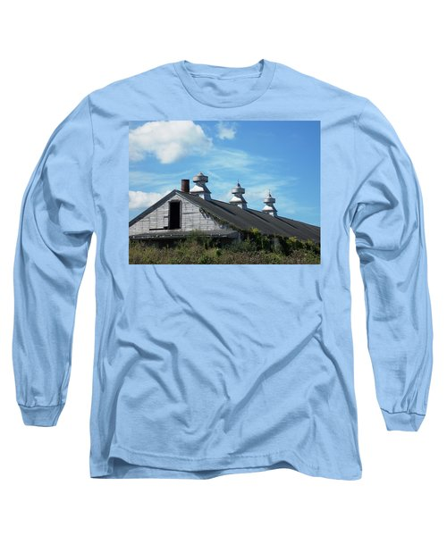 Abandoned Barn 1 Long Sleeve T-Shirt