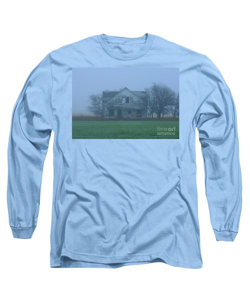 Abandoned In Oklahoma Long Sleeve T-Shirt