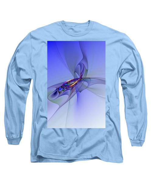 Abstract 110210 Long Sleeve T-Shirt