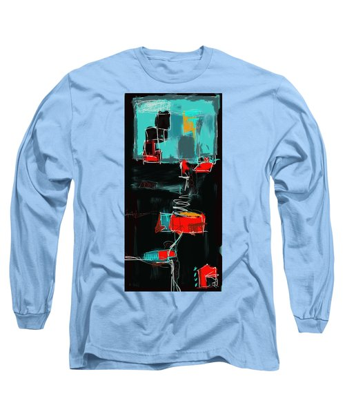 Abstract - 21nov2016 Long Sleeve T-Shirt