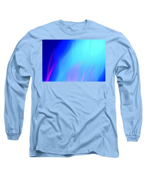 Abstract No. 10 Long Sleeve T-Shirt