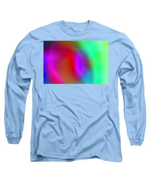 Abstract No. 3 Long Sleeve T-Shirt