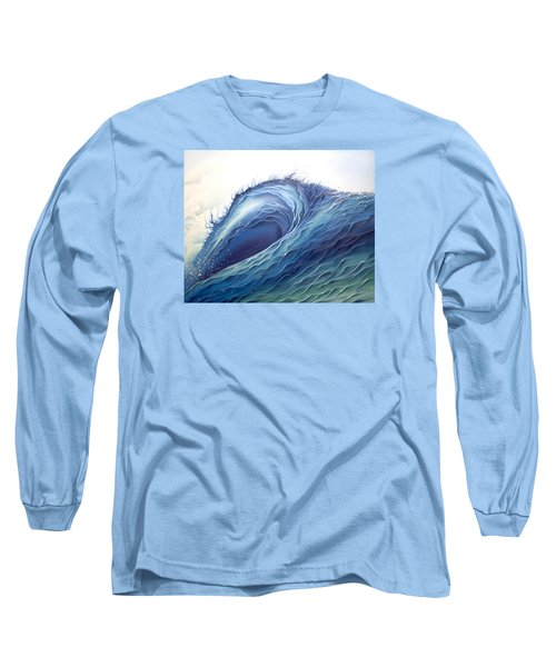 Abyss Long Sleeve T-Shirt by William Love