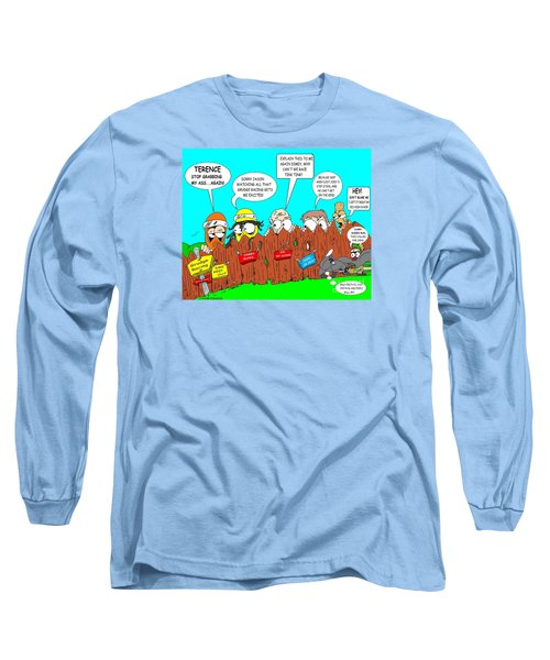 Acess Denied Long Sleeve T-Shirt