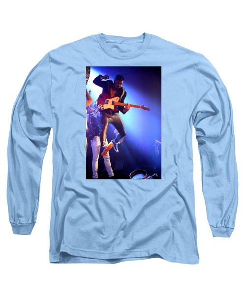 Adam Catches Some Air Long Sleeve T-Shirt