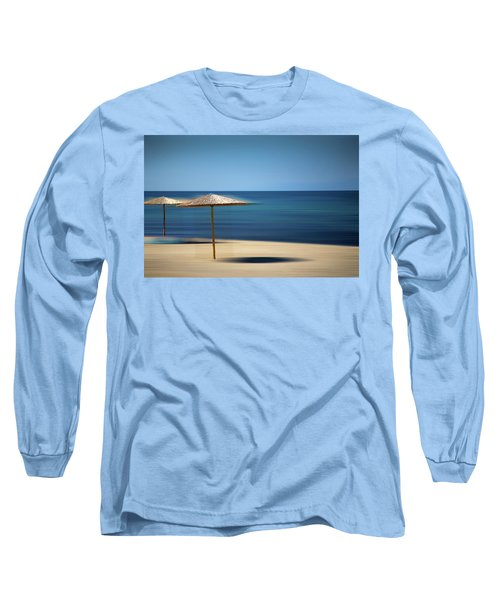 Aegean Sea Long Sleeve T-Shirt
