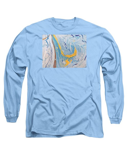 African Dolphin Coast Long Sleeve T-Shirt