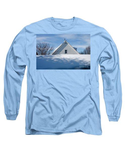 After The Snowfall Long Sleeve T-Shirt
