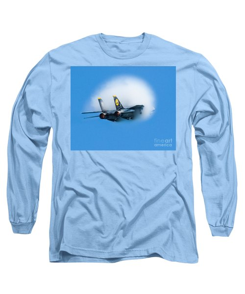 Afterburners Ablaze Long Sleeve T-Shirt