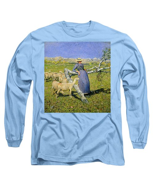 Afternoon In The Alps Long Sleeve T-Shirt