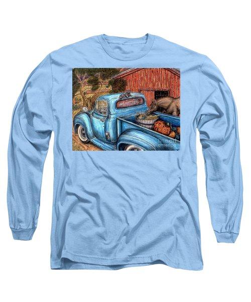 Ahh...the Good Life Long Sleeve T-Shirt