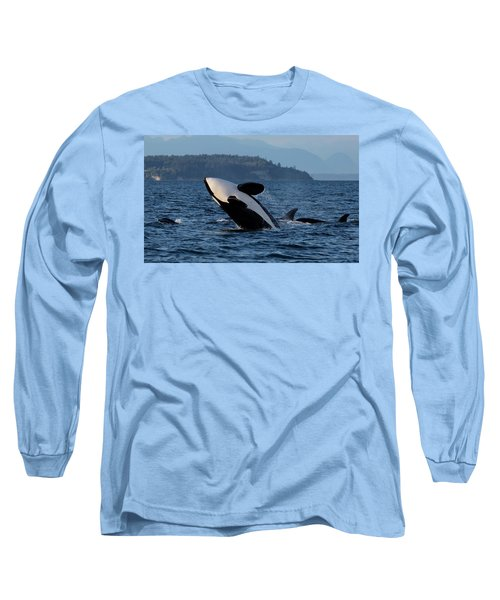 Air Time Long Sleeve T-Shirt