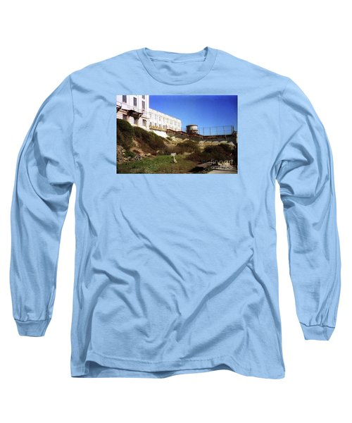 Alcatraz Water Tank Prison  Long Sleeve T-Shirt