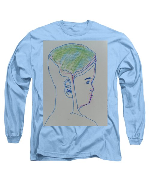 Alien Bob Long Sleeve T-Shirt