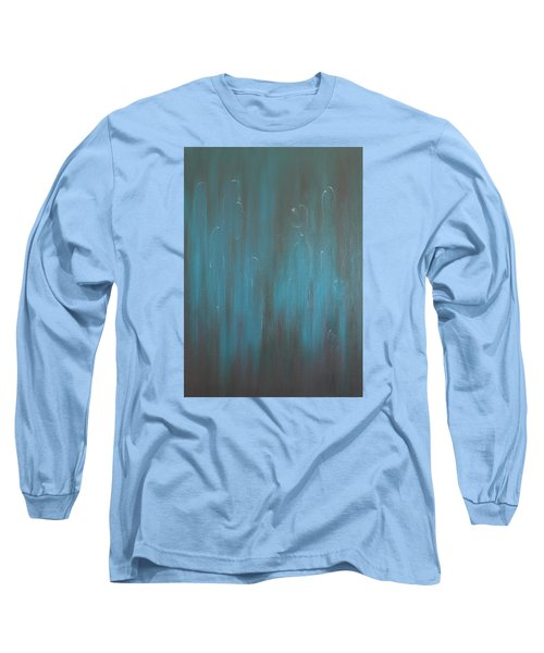 All Kinds Long Sleeve T-Shirt by Min Zou