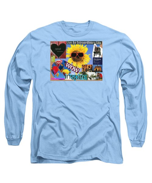 All Of Life Can Inspire Long Sleeve T-Shirt