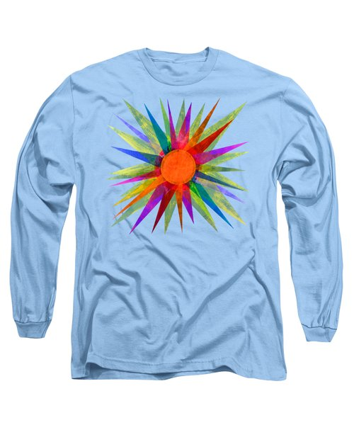 All The Colors In The Sun Long Sleeve T-Shirt