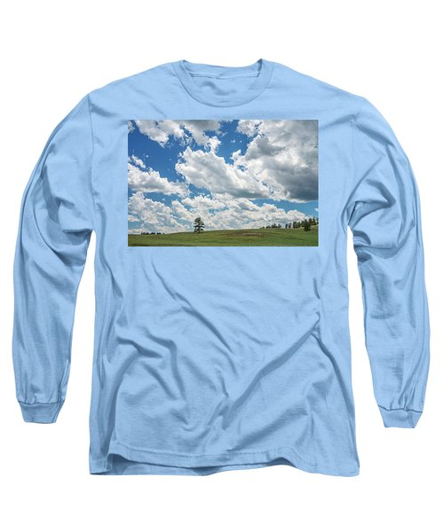 All The Livelong Day  Long Sleeve T-Shirt