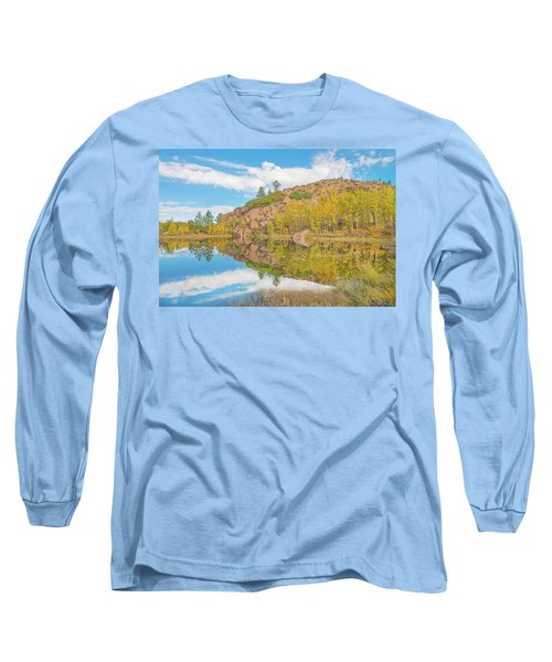 Alpine Vale Reflection  Long Sleeve T-Shirt