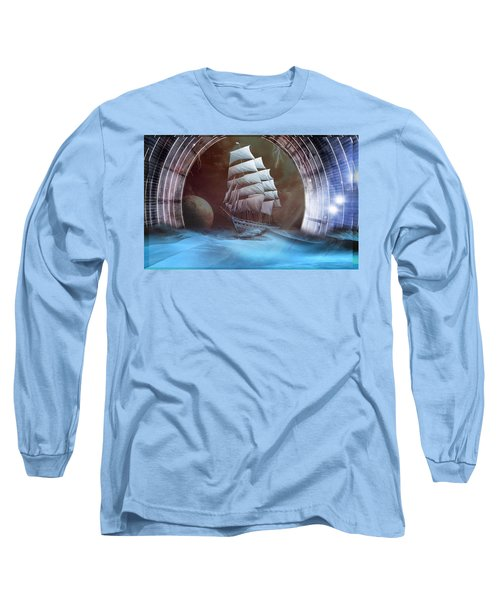 Alternate Perspectives Long Sleeve T-Shirt by Mario Carini