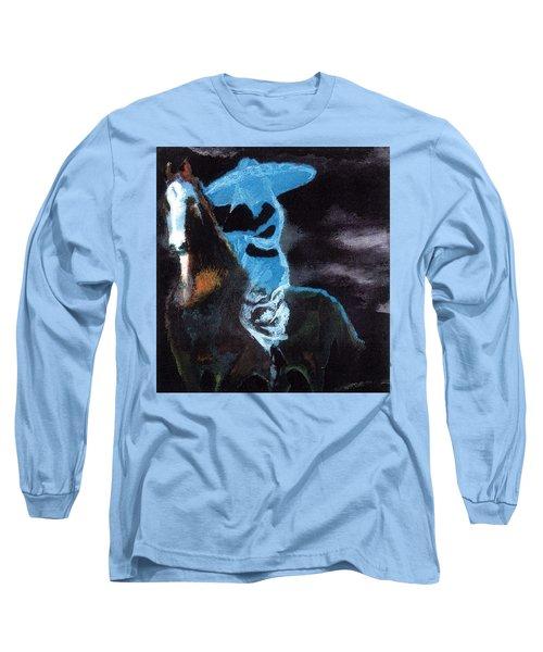 Amazzone Notturna Long Sleeve T-Shirt
