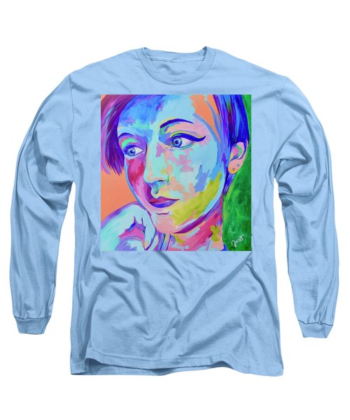 Amber  Long Sleeve T-Shirt