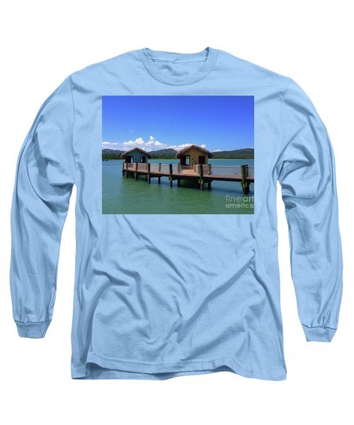 Amberhuts Long Sleeve T-Shirt
