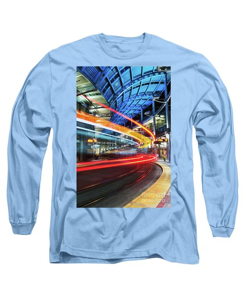 America Plaza Station Long Sleeve T-Shirt
