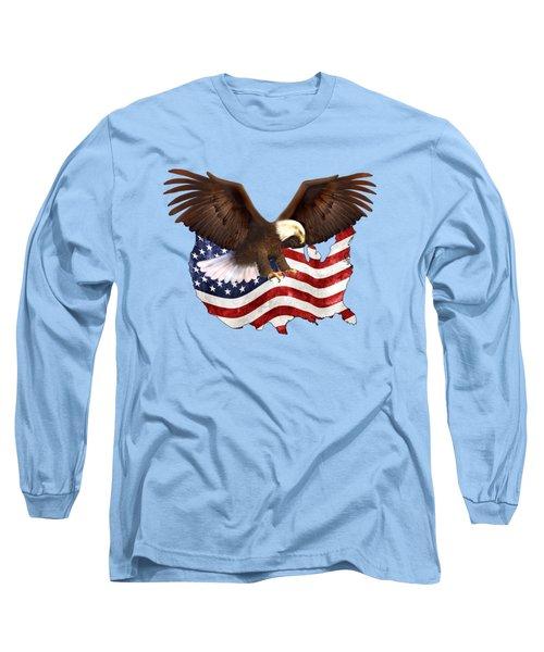 American Destiny Long Sleeve T-Shirt