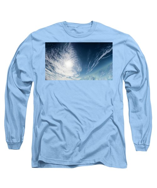 An Abstract Sky Long Sleeve T-Shirt