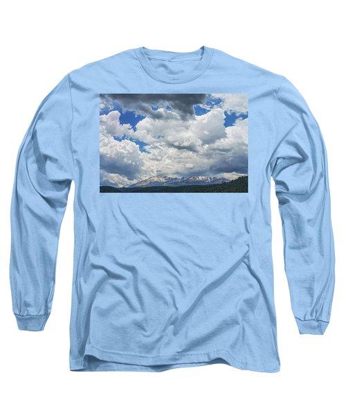 An Aureole Of Sanctity  Long Sleeve T-Shirt
