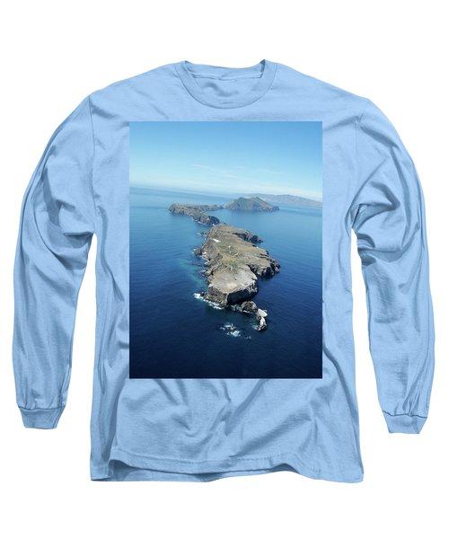 Anacapa Island Long Sleeve T-Shirt
