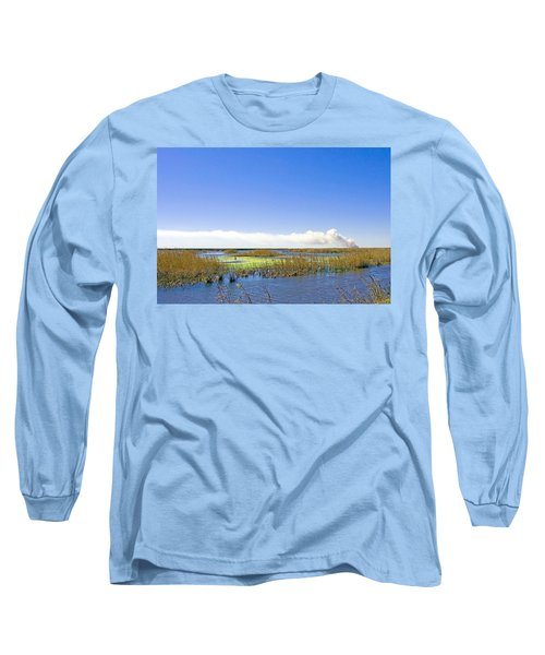 Anahuac Marshes Long Sleeve T-Shirt
