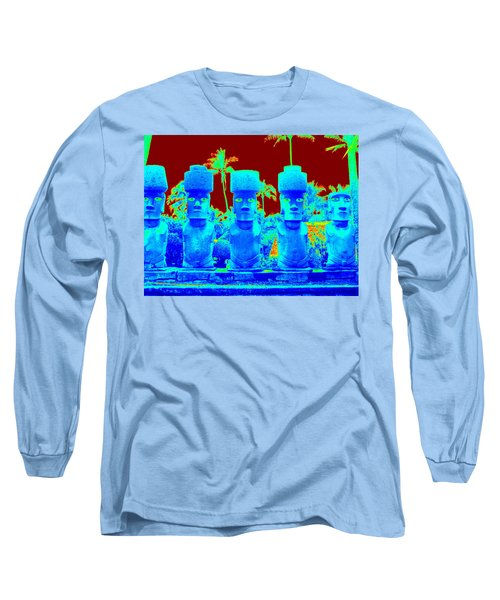 Ancient Idols Long Sleeve T-Shirt