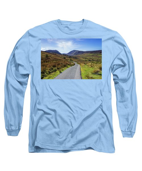 Angels Path Long Sleeve T-Shirt by Ian Mitchell