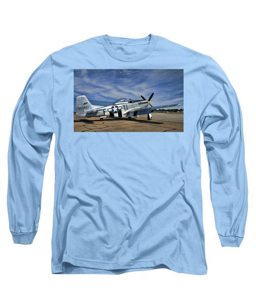 Angels Playmate  Long Sleeve T-Shirt