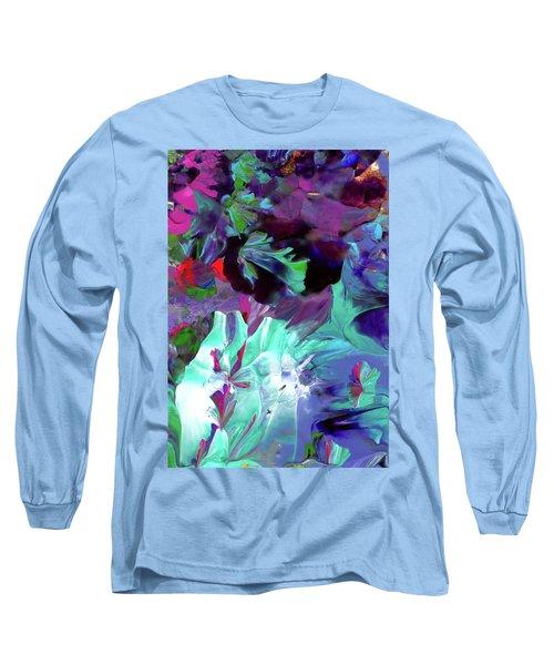 Angel's Teardrop Long Sleeve T-Shirt