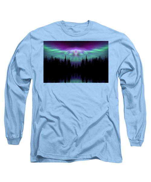 Angels Watching Over You Long Sleeve T-Shirt